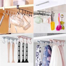 Schränke Rabatt Schrank Hängende Haken Küche Speicheraufhänger Lagerung  Veranstalter Halter Küche Schlafzimmer Badezimmer Kleinigkeiten Haken Typ