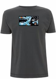 raça do ford Desconto Golfo GT40 Tshirt Clássico Ford Race Car Le Mans 24 horas Vintage Supercar tshirt hot new fashion frete grátis 2018 officia camisas
