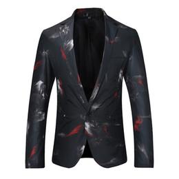 formal blouses tops 2018 - Jacket Men Winter Clothing Brand Windbreaker Autumn Formal Slim Long Sleeve Jacket Trench Coat Top Blouse Streetwear Jackets
