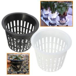 Wholesale plastic planting trays wholesale - Soilless Hydroponic Vegetables Nursery Pots Nursery Sponge Flower Seed Cultivation Soilless Cultivation System Seed Trays CCA9908 1200pcs