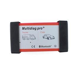 Pcb bluetooth online-5pcs V3.0 Green PCB VD TCS CDP Pro Plus mvd Multidiag Pro+ with bluetooth 2015.R3 for cars trucks diagnostic tool