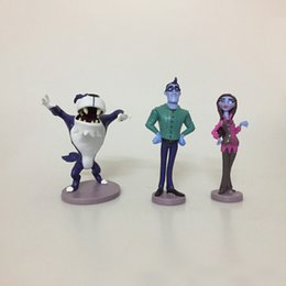 Wholesale New Novelty Items - New Pattern Kids Vampirina Figure Toys Children Fun Action Vampire Girl Toy Gift Novelty Items Model Ornament 19zr W