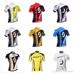 2018 pro team SCOTT cycling jerseys MTB Bike Clothing men s Summer quick-dry  Road bicycle clothing ropa ciclismo hombre sportswear F090 4b4a44c5a