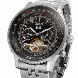 Relojes mecánicos automáticos jaragar online-JARAGAR para hombre Relojes Hombres Moda deportivo reloj de pulsera mecánico automático del relogio Whatch masculino
