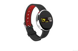 Brazalete deportivo inteligente Caja de hardware Banda de reloj de doble color Detección de ritmo cardíaco y presión arterial Bracel inteligente multifuncional desde fabricantes