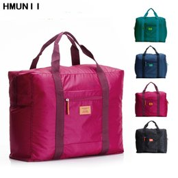 дорожные сумки багаж Скидка Hot Sale Foldable  Designer Luggage Travels Bags Organizer Waterproof Women And Men Duffle Carry On Luggage Traveling Bag