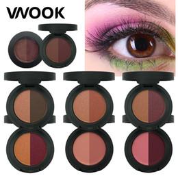 Trucco di marca coreano online-Vnook Brand Glitter Eyeshadow Makeup Palette Waterproof 14 Colour Shimmer Soft Eye Shadows Beauty Palette Coreano Make Up Cosmetic