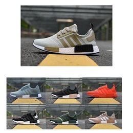 Wholesale floor socks - 2018 NMD R1 Runner Camo x City Sock PK Navy NMD_XR1 Primeknit Running Shoes For Men Women Fashion Sports Sneakers Trainers size 36-45