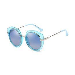 Wholesale Glasses Accessories For Kids - Fashion Polarized Kids Sunglasses Brand Children Sun Glasses for Girls Boys Goggle Eyewear Accessories Oculos Shades 33907WD