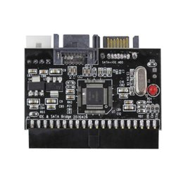 Wholesale Hots Dvd - Centechia 2 in 1 SATA to IDE Converter   IDE to SATA Adapter Converter for DVD  CD  HDD Brand Hot New Arrival