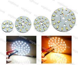 2019 plafones lámparas Granos de luz 3W ~ 24W con placa de aluminio para lámpara de techo Iluminación de fondo Blanco Blanco cálido 1.5 mm Espesor 5730 SMD Brillo EPACKET plafones lámparas baratos