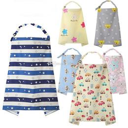 2019 mantas de enfermera Lactancia materna Leche multifuncional Mantón de lactancia Envoltorios de privacidad Lactancia del embarazo Cubre Lactancia para bebés 100 * 70 cm Manta C4424 rebajas mantas de enfermera