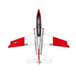 Wholesale Model Plane Motors - HSD Navy Scheme 75MM EDF Viper KIT RC Plane Model W O Motor Servos ESC Battery