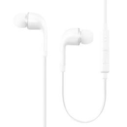 Iphone pour pas cher en Ligne-Pas cher prix pour Samsung S6 écouteur OEM 3.5mm Tangle stéréo gratuit avec microphone et clé de volume pour iPhone 6 - emballage non-Retail