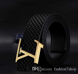 Wholesale Popular Belt Brands - 2017 New Famous Brand Belts Fashion High Quality Genuine Leather Popular Belt Brand Mens Belts for men and women Belt v belts cinto