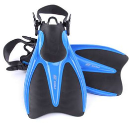 677b354192e Adult Flexible Comfort Swimming Fins Submersible Long Swimming Flippers  Snorkeling Foot Diving Fins Water Sports 42 to 47