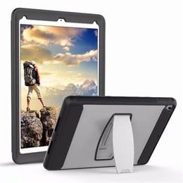 Étui KK pour iPad Pro 9.7 2017 iPad6 Air2 MINI 1/2/3 TPU + PC + PVC Tablet PC Coquille de protection ? partir de fabricateur