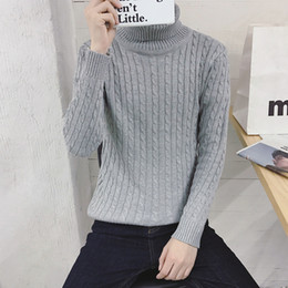 Wholesale Mens Red Wool Vest - knitted sweater thick mens-clearance slimming pills korean mens korean mens male-knitted-vest pullover with collar pull up 300
