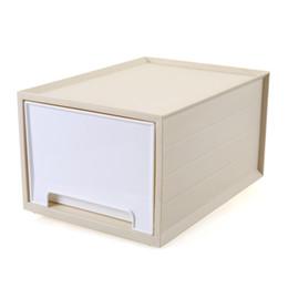 Plastikbekleidung online-Kunststoff Schubladen-Typ Office File Locker Kleidung Aufbewahrungsbox und neue Auflistung Kreative Multifunktions-Kunststoff Schubladen-Typ Schrank