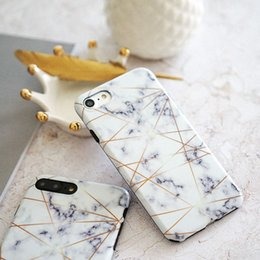 Wholesale Beams Plus - Marble Laser beam Cases for iphone x case Luxury TPU Cover for iPhone X 8 7 Plus 6s 6