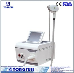 Wholesale Laser Hair Salon Equipment - Free ship IEC standard CE ROHS approved beauty salon spa beauty aesthetic skin care equipment 808nm 810nm diode laser hair removal machine