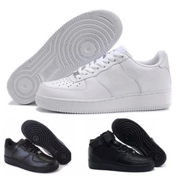 more photos 0d33f 3146a Nike air force one 1 2018 top quality NOVITÀ mans fashion le scarpe basse  da corsa basse bianche Scarpe da skateboard Donna nero love unisex 1