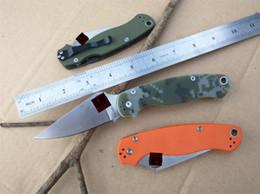 Wholesale Oem Pocket Knife - 2018 New High qualit c81 folding knife S30V Blade G10 7 colors Handle Camping Hunting Survival Knives Military Pocket Outdoor Tool OEM
