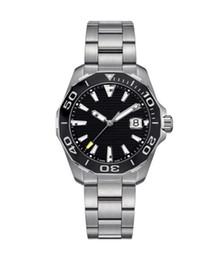 Relógios mens on-line-Mens Relógios Homens De Luxo Relógios Homens Logotipo De Luxo De Cerâmica Moldura De Aço Inoxidável Movimento Automático À Prova D 'Água relógio de Pulso