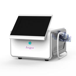 Agujas de radiofrecuencia online-018New! Gold Fractional Radio Frequency Micro Needle Machine Rejuvenecimiento facial de la piel Lifting facial Eliminación de arrugas Anti envejecimiento