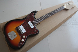 Vecchia chitarra elettrica online-whoops custom shop sunburst jazzmaster do old electric guitar all color Accept