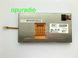 Wholesale Gps Lcd Screen - Realy Original new L-G 6.1inch LCD display LA061WV1(TD)(01) LA061WV1-TD01 with touch screen for Toyota RAV4 Camry car GPS monitor