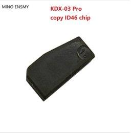 Argentina KEYDIY KDX-03 Program Copy 46 Chip Chip de la Clave del Coche para KD-X2 Key Programmer 10 unids / lote envío gratis Suministro