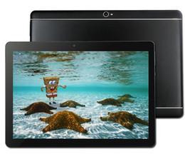 2019 3g компьютеры Новый 10,1-дюймовый WiFi компьютер Окта ядро 4 ГБ оперативной памяти 32 ГБ 64 ГБ Android 7 Dual sim-карты Smart tablet 3G GPS Bluetooth мобильный телефон вызова дешево 3g компьютеры