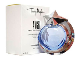spray packing Coupons - 2018 HIGH Quality Free shipping Sale ANGEL Perfume for Women's Eau De Parfum Spray Women's Perfume Size 80ML come with box.
