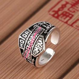 ouro chinês barato Desconto MOTOCICLETA motociclista harley anel punk legal hip hop jóias para frete grátis