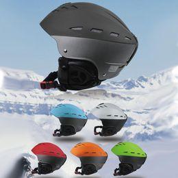 Wholesale Bike Helmets For Women - LumiParty Adult Windproof Lightweight Ventilate Adjustable Professional Outdoors Riding Bike Skiing Helmet for Men Women