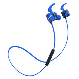Wholesale Bluetooth Earphone Bag - Bluetooth Sport Earphone Bluedio TE Standard Version HiFi Quality 4 colors with receive bag With Retail Package
