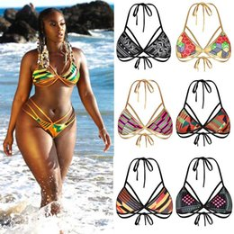 c593c323a7625 2018 Sexy Bikinis Women Swimsuit Bathing Swim Suit Bikini Set Plus Size  Swimwear Biquini Tankini Free Shipping