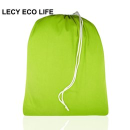 Wholesale Wholesale Garbage Cans - Lecy Eco Life large size waterproof cloth diaper nappy bag, reusable laundry bag for baby adult diapers, Garbage Cans pail liner
