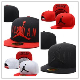 michael cap Promo Codes - Good Design 2018 new style west and Michael Basketball SnapBack Hat 23 Colors Road Adjustable Basketball Caps Snapback men women Hat