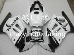Wholesale 1996 Honda Cbr F3 Fairings - Motorcycle Fairing kit for HONDA CBR600F3 95 96 CBR600 F3 CBR 600F3 1995 1996 ABS hot White Black Fairings set+3gifts 23