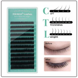 Discount Eyelash Extensions J Curl Synthetic | Eyelash Extensions J