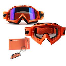 Óculos off road on-line-Para ktm óculos de motocross homens mulheres oculos de motocross off road oculos de moto gafas motocicleta multi occhiali moto moto goggles