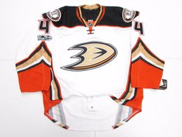 c3a33c90e Cheap custom CAM FOWLER ANAHEIM DUCKS AWAY 100th ANNIVERSARY EDGE 2.0 7287  JERSEY stitch add any number any name Mens Hockey Jersey XS-5XL