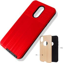 zte v8 Desconto Dual layer slim armadura proteção do telefone celular híbrido case para zte f24 f8 f8 mini v963 lâmina v8 se l7 a20 a6 a8 v8q