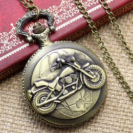 Wholesale Antique Gold Pocket Watch Chain - Hot Sale Style Vintage Old Antique Pendant Pocket Watch With Necklace Chain Best Gift For Birthday Christmas New Year
