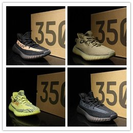 Wholesale Pink Sequined Top - Top Boost 700 Kanye West Wave Runner Boost 350 V2 Sneakers Grey Orange Zebra Bred Glow In The Dark Running Shoes