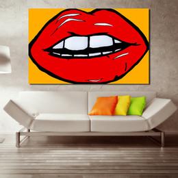 2019 baciare dipinti ad olio Andy CM Kiss Dipinti Per Soggiorno Pitture Murali Su Tela Pittura A Olio Pittura Murale No Frame sconti baciare dipinti ad olio