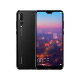 Wholesale Ids Digital - Original Huawei P20 Pro 4G LTE Mobile Phone 6GB RAM Kirin 970 Octa Core Face ID 6.1inch Full View Screen 24.0MP Camera EMUI 8.1 Cell Phone