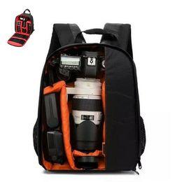 Wholesale photography men - Latest Waterproof Photo Camara Bags Photography Digital DSLR Camera Bag Backpack Case Mochila